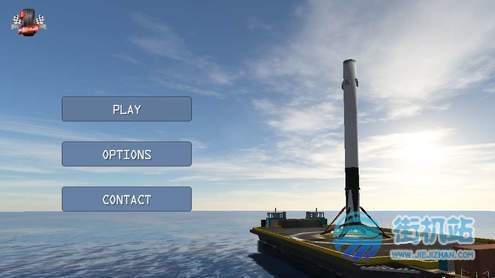 第一阶段着陆模拟器图1