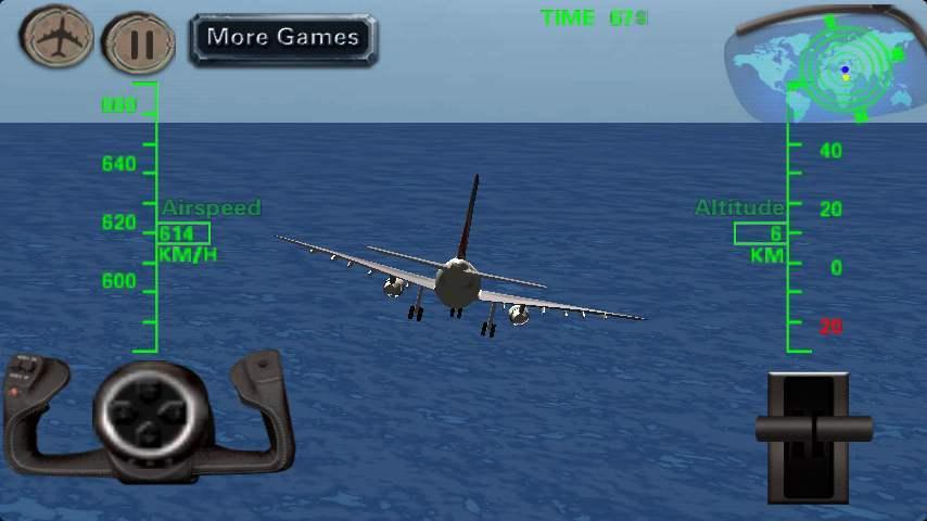 好玩的飞机模拟类手游合集